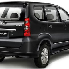 Harga Grand New Avanza Second Penggerak Roda Toyota Gives The Another Facelift