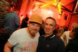 Auf der Funky Vibes in der Endart (Düren) mit dem Resident DJ Lars Vegas
