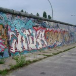 The seemingly unmovable Berlin Wall collapsed overnight