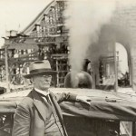 bradfield-rides-the-first-train-across-the-sydney-harbour-bridge