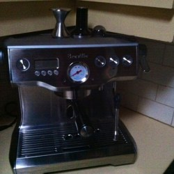 Coffee machines, the Big Blue W and the barriers to new technology