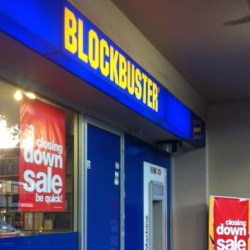 Closing the video store