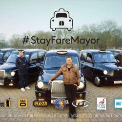 London's black cabs fight back against Uber