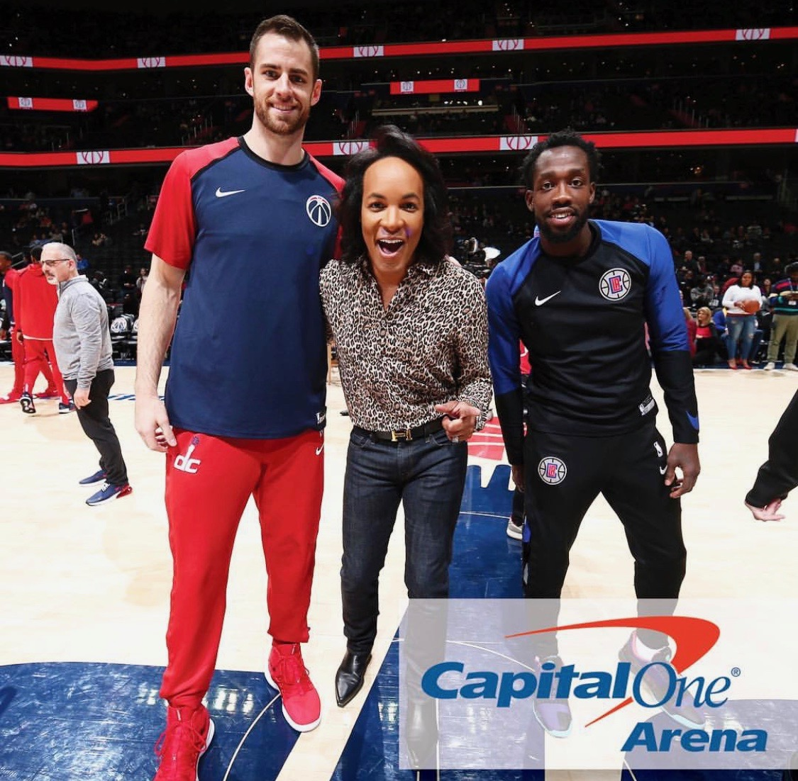 wizards vs clippers - photo #48