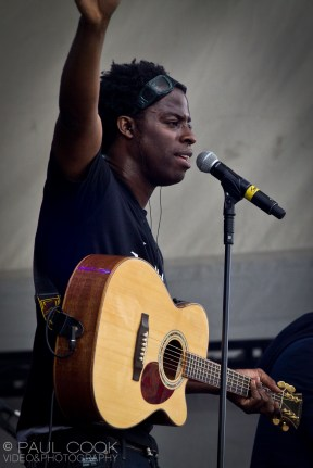 Jeymes Samuel, The Bullitts @ The Big Chill, 2011