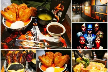 開丼燒肉vs丼飯 正義聯盟英雄主題丼飯 台北車站美食~超級英雄陪你大口吃肉