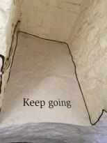 Encouragement to ascend