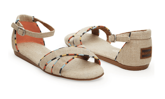 Toms Ethical Sandals