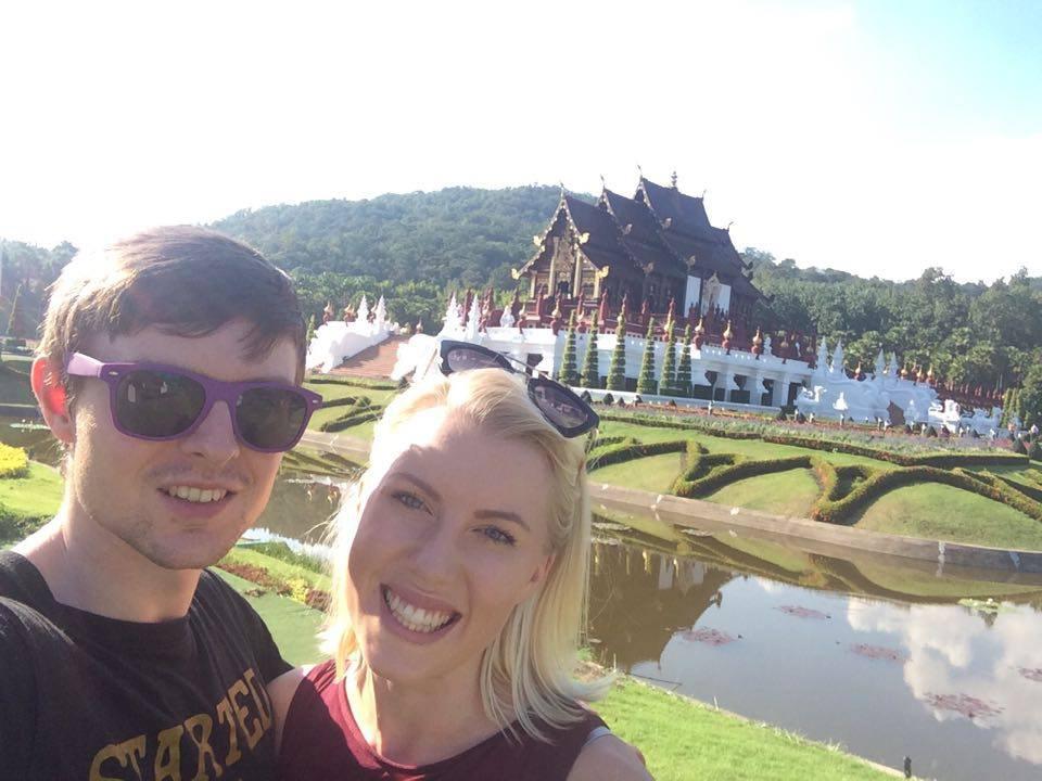 Day Out in Royal Park, Rajapruek - Chiang Mai