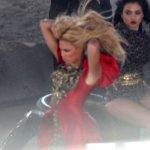 Beyoncé graba ya el video del primer single de su próximo disco, 'Run The World (Girls)'
