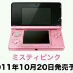Nintendo apuesta por 3DS en su conferencia previa al Tokyo Game Show 2011