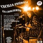 Nuevo álbum de Cecilia con temas inéditos