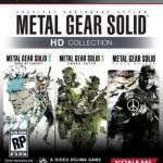 «Metal Gear Solid HD Collection» se retrasa hasta 2012