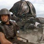 Luz verde al remake de «Starship Troopers»