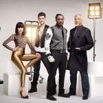 Jessie J, Danny O'Donoghue, Tom Jones y will.i.am versionan 'I Gotta Feeling' en The Voice