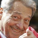 El actor Sancho Gracia pierde la batalla contra el cáncer de pulmón y fallece a los 75 años