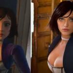 La Cosplayer Anna Molova se convierte en la imagen oficial de 'Bioshock Infinite'
