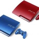 Sony confirma dos nuevos colores para PS3 a la venta el 20 de febrero