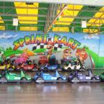 Nintendo entra en el negocio de los parques de atracciones