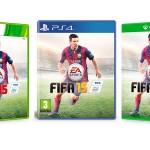 Los 50 mejores jugadores de 'FIFA 15'