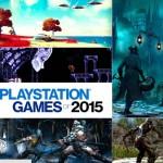 Lista con todos los juegos de PS4, PS3 y PS Vita que salen en 2015