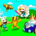 'Hora de Aventuras' invade 'LittleBigPlanet 3'