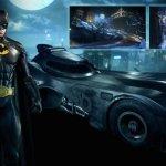 El Batmovil de 1989 se deja ver en 'Batman Arkham Knight'