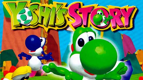Yoshi's-Story
