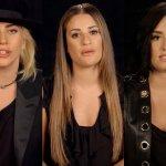 Lady Gaga, Demi Lovato o Lea Michele unidas
