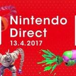 Anuncian un Nintendo Direct para esta semana