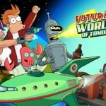 Descarga gratis el nuevo juego de Futurama