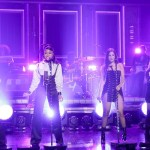 Fifth Harmony actúa en The Tonight Show