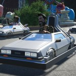 Back to the Future llega a Planet Coaster