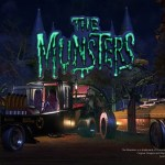 The Munsters llegan a Planet Coaster