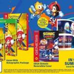 SEGA anuncia Sonic Racing, Sonic Mania Plus y unas deportivas de PUMA inspiradas en el erizo azul
