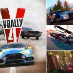 Anuncian V-Rally 4 para PS4, Xbox One, PC y Nintendo Switch