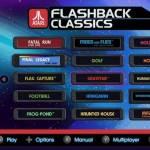 Anuncian el recopilatorio Atari Flashback Classics para Nintendo Switch con 150 juegos