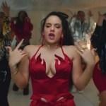 Rosalía arrasa con su nuevo vídeo