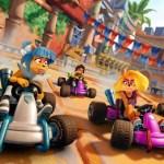 Crash Team Racing Nitro-Fueled sale hoy a la venta