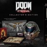 E3 2019: DOOM Eternal estrena trailer narrativo y muestra su edición coleccionista