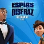 Will Smith presta su voz al protagonista de Espías con disfraz