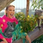 Kylie Minogue estrena Matesong