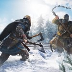 Primer vistazo al gameplay de Assassin's Creed Valhalla