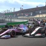 Nuevo gameplay de F1 2020 en el circuito de Hanoi