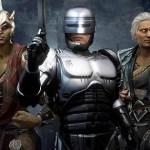 Mortal Kombat 11: Aftermath llegará el 26 de mayo con Robocop