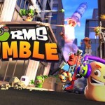 Team 17 anuncia Worms Rumble para PS4, PS5 y PC