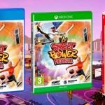 Street Power Football sale hoy a la venta para PS4, Xbox One, Steam y Switch