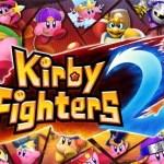 Kirby Fighters 2 llega por sorpresa a la eShop de Switch