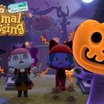 Halloween aterriza en Animal Crossing: New Horizons con esta terrorífica actualización