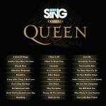 Let's Sing Presents Queen llega el 2 de octubre a PS4 y Switch, confirmando todas sus canciones